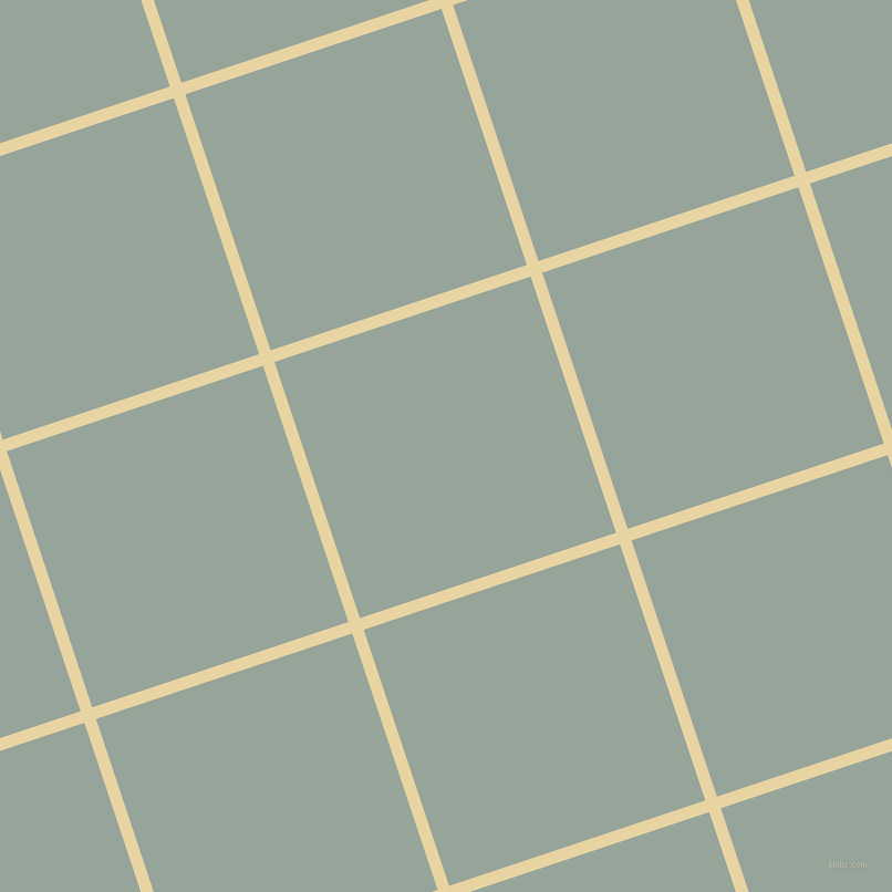 18/108 degree angle diagonal checkered chequered lines, 11 pixel line width, 244 pixel square size, Hampton and Edward plaid checkered seamless tileable