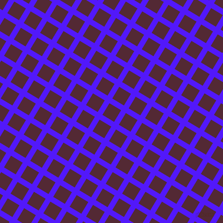 59/149 degree angle diagonal checkered chequered lines, 11 pixel lines width, 27 pixel square size, Han Purple and Black Rose plaid checkered seamless tileable