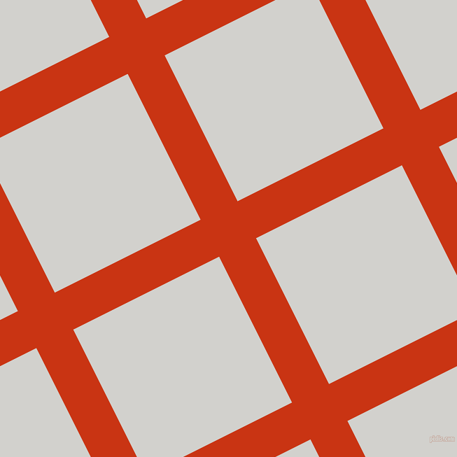 27/117 degree angle diagonal checkered chequered lines, 59 pixel line width, 233 pixel square size, Harley Davidson Orange and Concrete plaid checkered seamless tileable