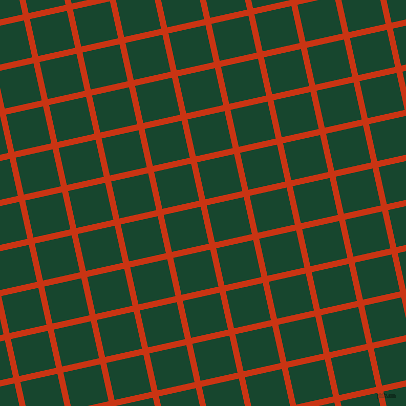 13/103 degree angle diagonal checkered chequered lines, 12 pixel lines width, 74 pixel square size, Harley Davidson Orange and Zuccini plaid checkered seamless tileable