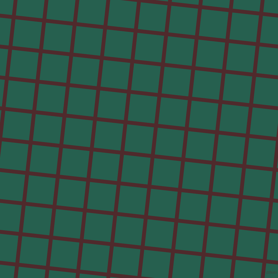 84/174 degree angle diagonal checkered chequered lines, 13 pixel line width, 91 pixel square size, Heath and Evening Sea plaid checkered seamless tileable