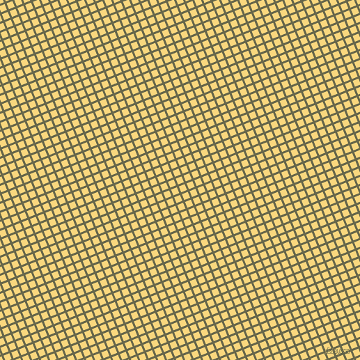 22/112 degree angle diagonal checkered chequered lines, 3 pixel line width, 9 pixel square size, Hemlock and Golden Glow plaid checkered seamless tileable