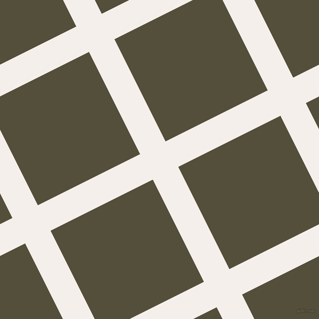 27/117 degree angle diagonal checkered chequered lines, 56 pixel line width, 225 pixel square size, Hint Of Red and Panda plaid checkered seamless tileable