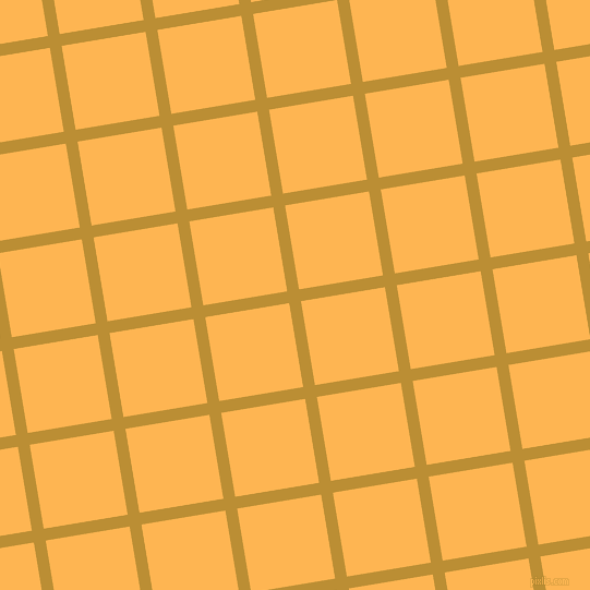 9/99 degree angle diagonal checkered chequered lines, 11 pixel line width, 78 pixel square size, Hokey Pokey and Koromiko plaid checkered seamless tileable