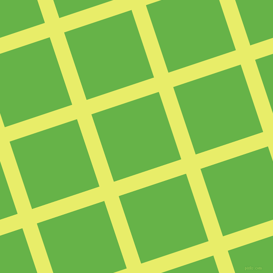 18/108 degree angle diagonal checkered chequered lines, 31 pixel lines width, 145 pixel square size, Honeysuckle and Apple plaid checkered seamless tileable
