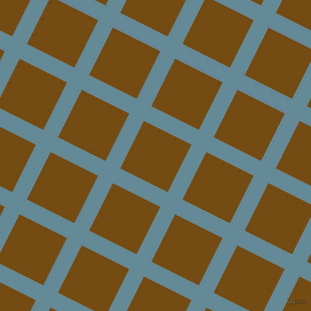 63/153 degree angle diagonal checkered chequered lines, 33 pixel lines width, 105 pixel square size, Horizon and Raw Umber plaid checkered seamless tileable
