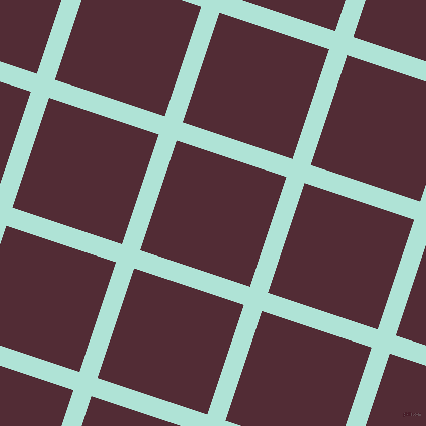 72/162 degree angle diagonal checkered chequered lines, 38 pixel lines width, 230 pixel square size, Ice Cold and Wine Berry plaid checkered seamless tileable