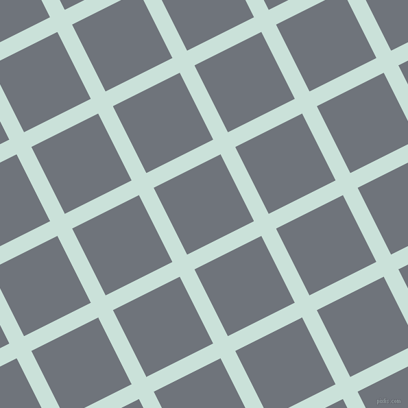 27/117 degree angle diagonal checkered chequered lines, 24 pixel lines width, 109 pixel square size, Iceberg and Raven plaid checkered seamless tileable