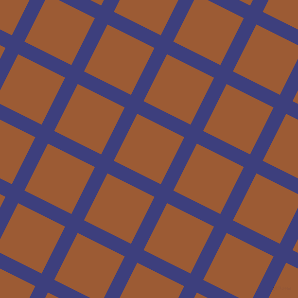 63/153 degree angle diagonal checkered chequered lines, 29 pixel lines width, 108 pixel square size, Jacksons Purple and Indochine plaid checkered seamless tileable