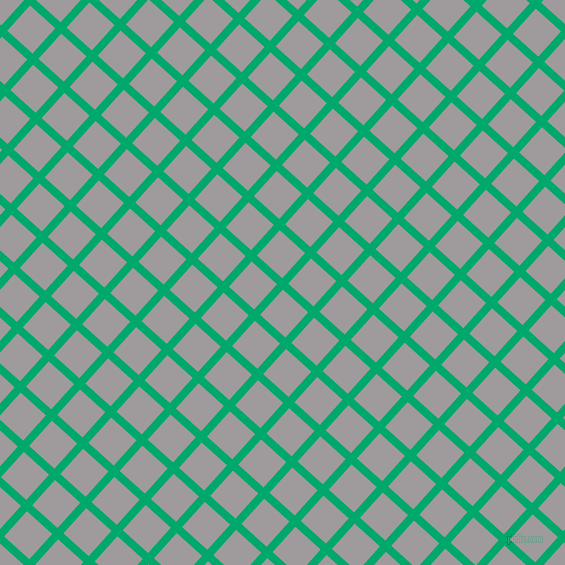 48/138 degree angle diagonal checkered chequered lines, 8 pixel line width, 34 pixel square size, Jade and Shady Lady plaid checkered seamless tileable