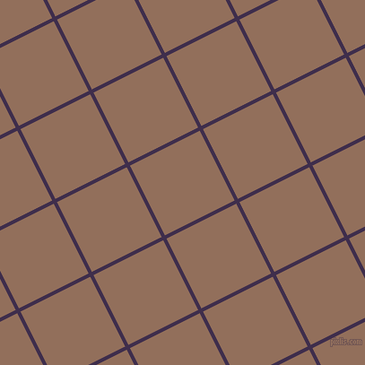 27/117 degree angle diagonal checkered chequered lines, 4 pixel line width, 87 pixel square size, Jagger and Beaver plaid checkered seamless tileable