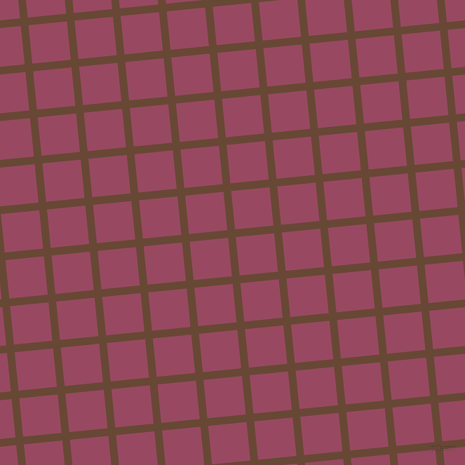 6/96 degree angle diagonal checkered chequered lines, 11 pixel line width, 55 pixel square size, Jambalaya and Cadillac plaid checkered seamless tileable