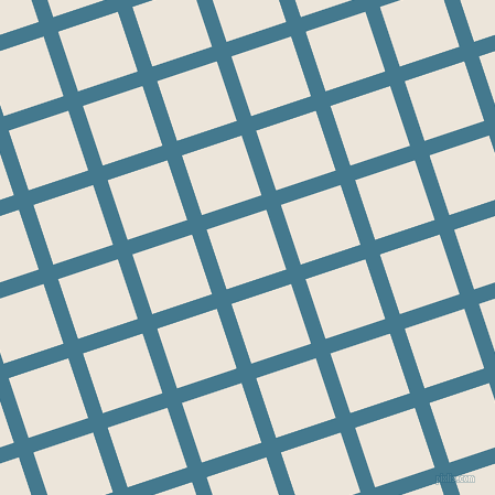18/108 degree angle diagonal checkered chequered lines, 14 pixel line width, 57 pixel square size, Jelly Bean and Soapstone plaid checkered seamless tileable