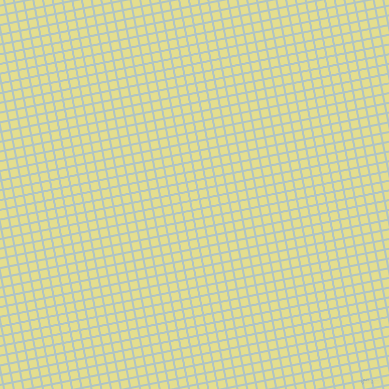 11/101 degree angle diagonal checkered chequered lines, 4 pixel lines width, 15 pixel square size, Jungle Mist and Primrose plaid checkered seamless tileable