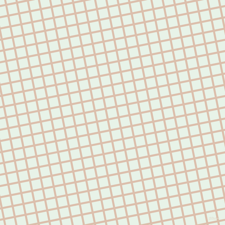 11/101 degree angle diagonal checkered chequered lines, 7 pixel line width, 31 pixel square size, Just Right and Aqua Spring plaid checkered seamless tileable