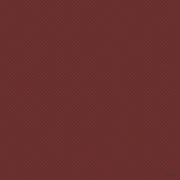 45/135 degree angle diagonal checkered chequered lines, 1 pixel line width, 7 pixel square size, Kilamanjaro and Lusty plaid checkered seamless tileable