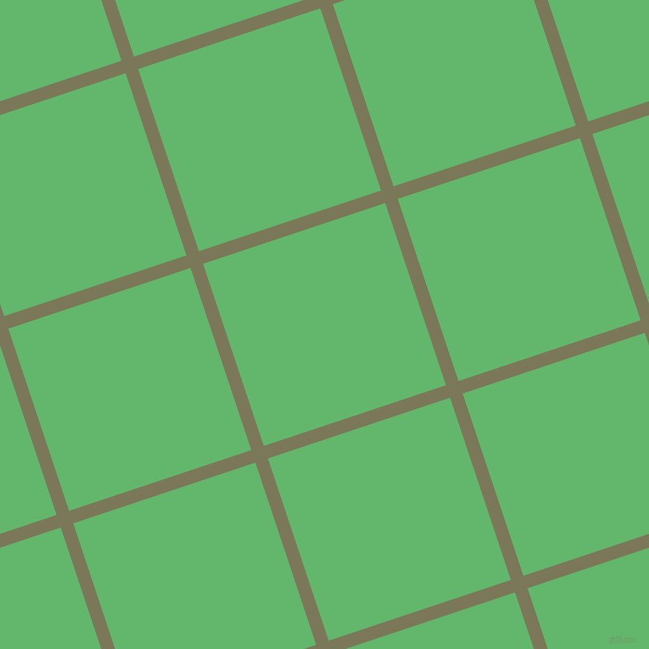 18/108 degree angle diagonal checkered chequered lines, 19 pixel line width, 276 pixel square size, Kokoda and Fern plaid checkered seamless tileable