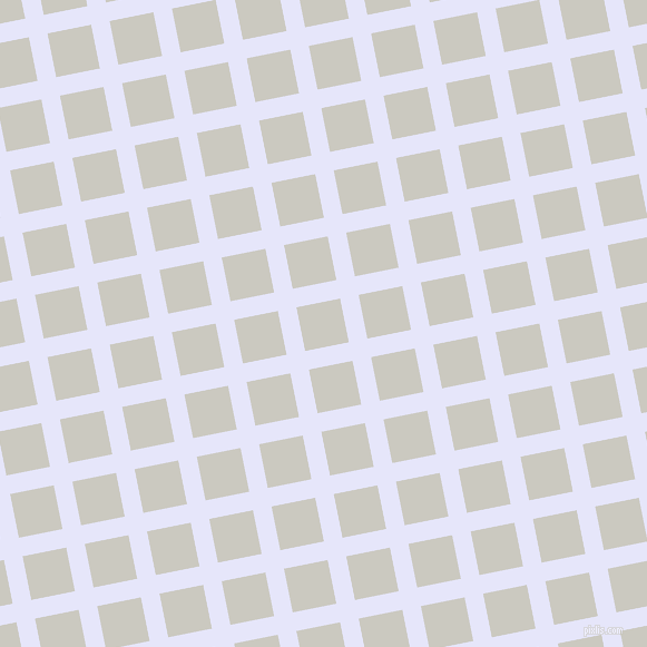 11/101 degree angle diagonal checkered chequered lines, 17 pixel line width, 40 pixel square size, Lavender and Quill Grey plaid checkered seamless tileable