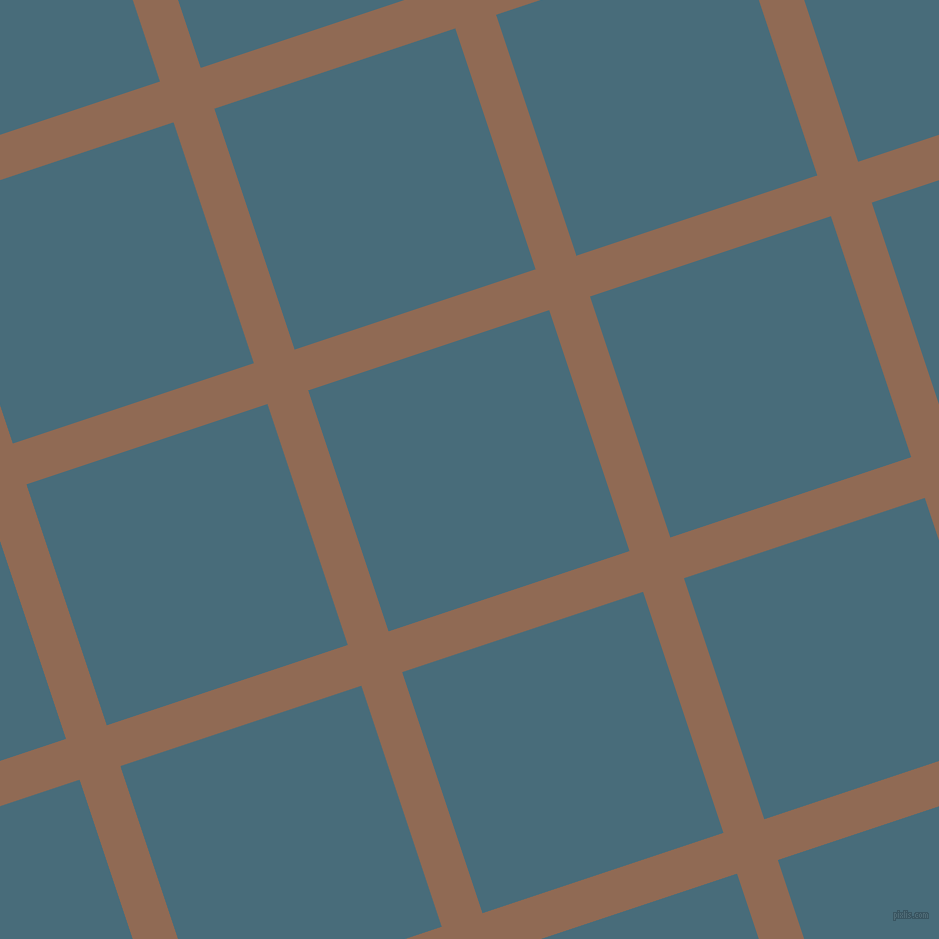 18/108 degree angle diagonal checkered chequered lines, 43 pixel lines width, 254 pixel square size, Leather and Bismark plaid checkered seamless tileable