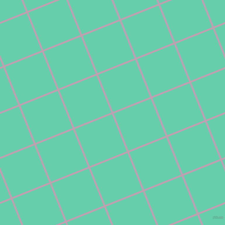 22/112 degree angle diagonal checkered chequered lines, 6 pixel lines width, 137 pixel square sizeLily and Medium Aquamarine plaid checkered seamless tileable