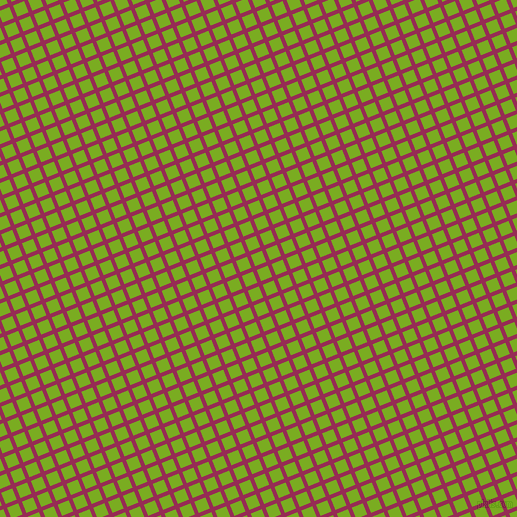 22/112 degree angle diagonal checkered chequered lines, 4 pixel lines width, 12 pixel square size, Lipstick and Lima plaid checkered seamless tileable