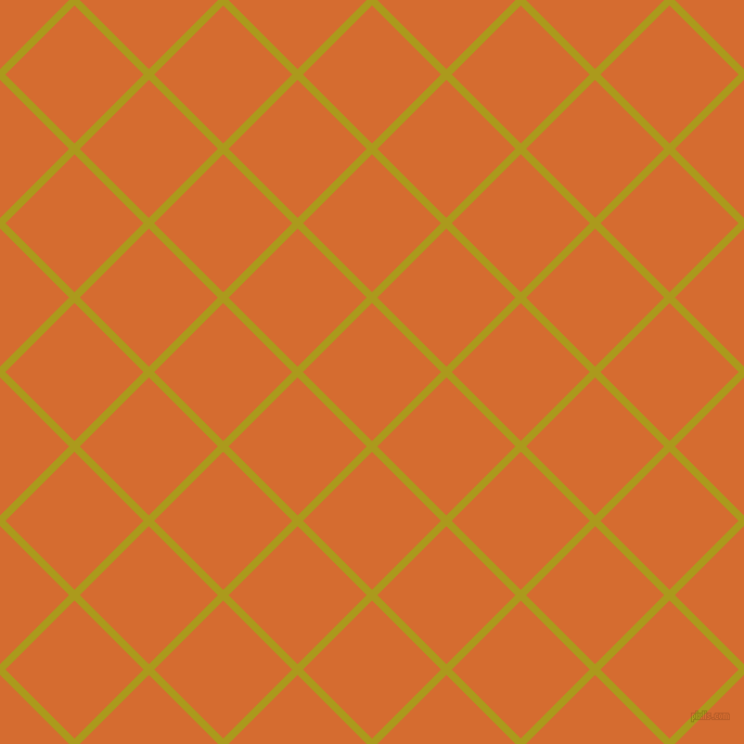 45/135 degree angle diagonal checkered chequered lines, 7 pixel line width, 90 pixel square size, Lucky and Gold Drop plaid checkered seamless tileable