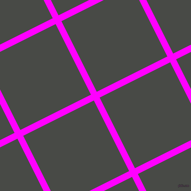 27/117 degree angle diagonal checkered chequered lines, 21 pixel line width, 255 pixel square sizeMagenta and Armadillo plaid checkered seamless tileable