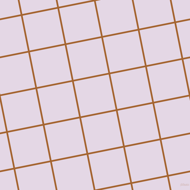 11/101 degree angle diagonal checkered chequered lines, 7 pixel line width, 147 pixel square size, Mai Tai and Snuff plaid checkered seamless tileable