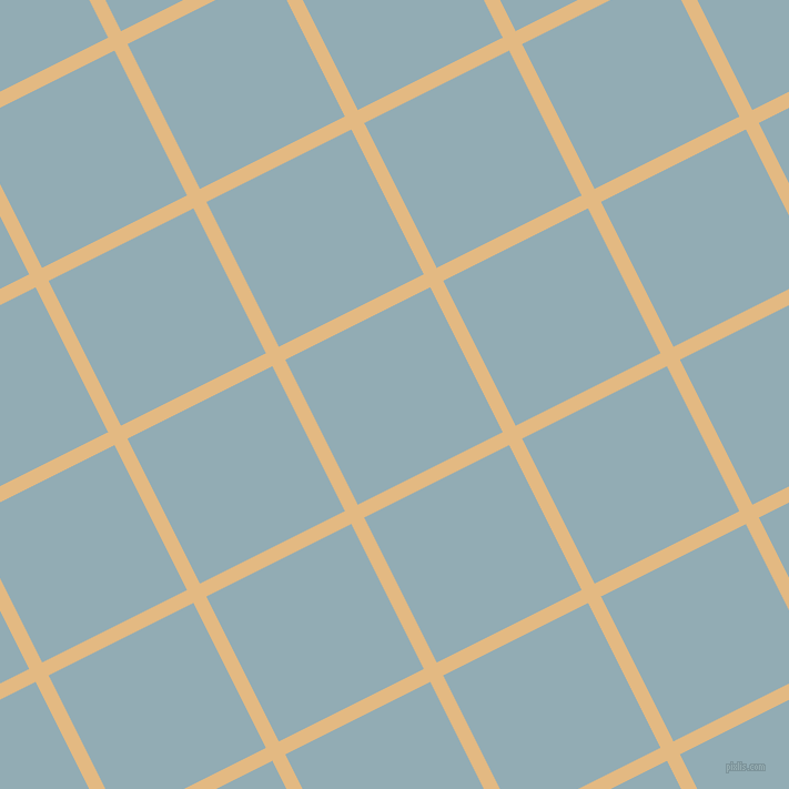 27/117 degree angle diagonal checkered chequered lines, 13 pixel lines width, 146 pixel square size, Maize and Botticelli plaid checkered seamless tileable
