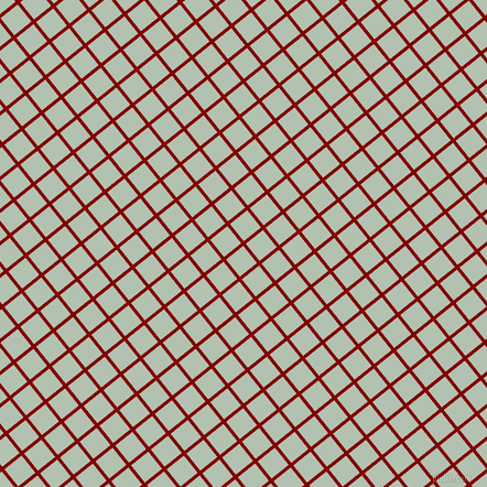 39/129 degree angle diagonal checkered chequered lines, 3 pixel line width, 20 pixel square size, Maroon and Rainee plaid checkered seamless tileable
