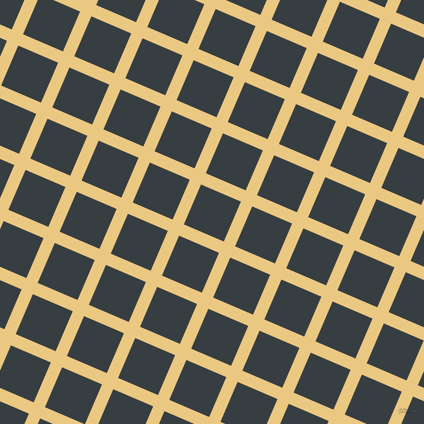 67/157 degree angle diagonal checkered chequered lines, 24 pixel line width, 85 pixel square size, Marzipan and Mine Shaft plaid checkered seamless tileable