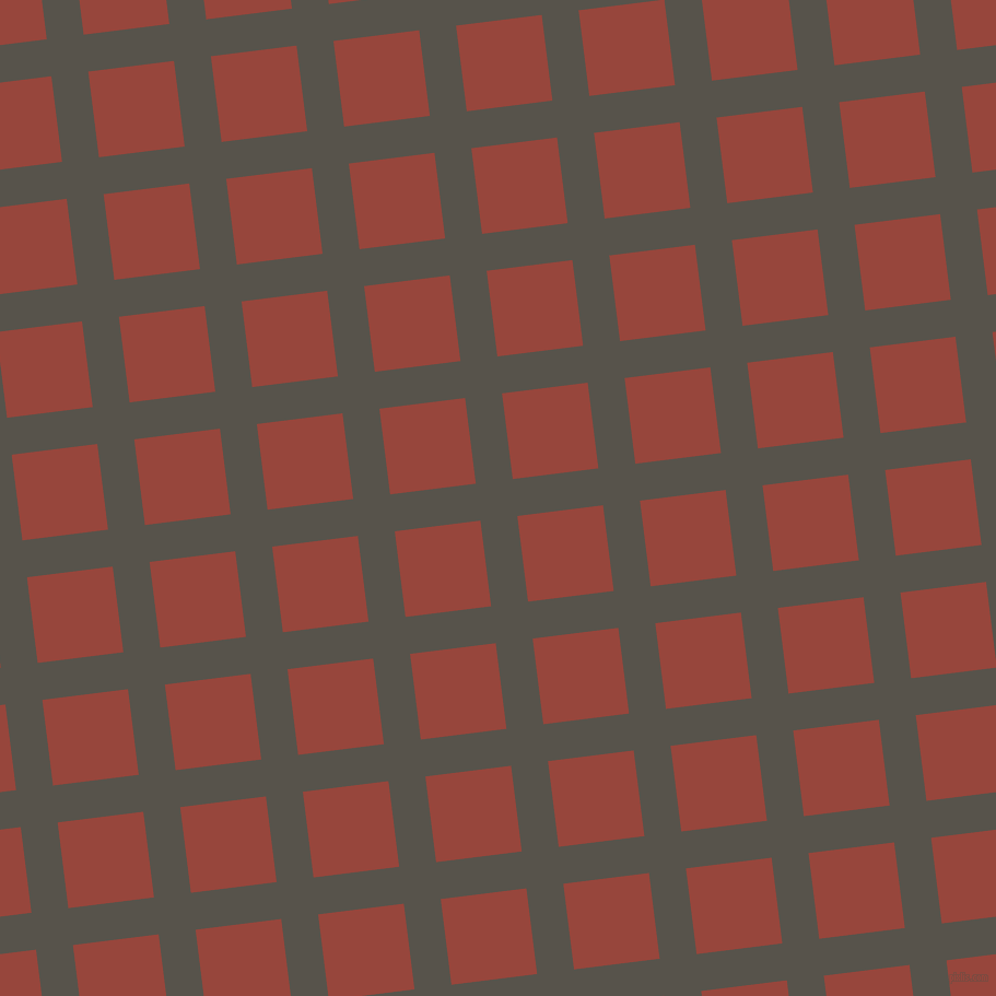 7/97 degree angle diagonal checkered chequered lines, 34 pixel line width, 79 pixel square size, Masala and Mojo plaid checkered seamless tileable