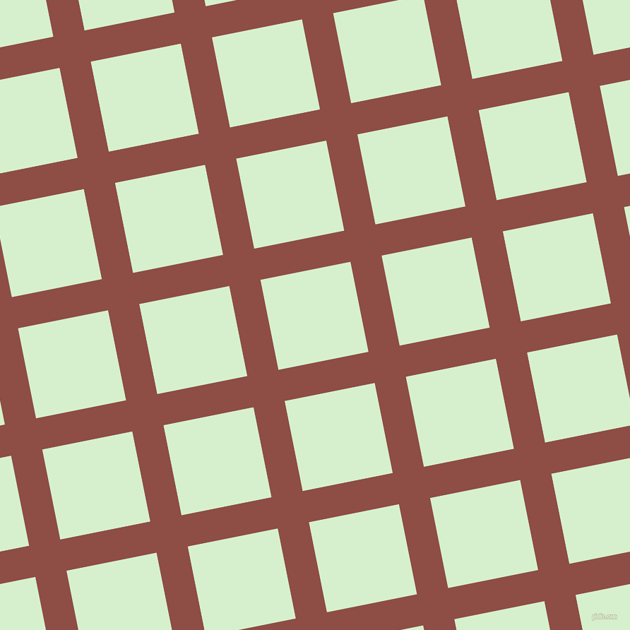 11/101 degree angle diagonal checkered chequered lines, 45 pixel line width, 130 pixel square size, Matrix and Snowy Mint plaid checkered seamless tileable