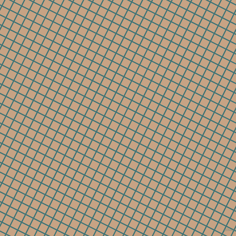 63/153 degree angle diagonal checkered chequered lines, 4 pixel lines width, 26 pixel square size, Ming and Rodeo Dust plaid checkered seamless tileable