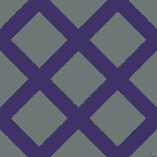 45/135 degree angle diagonal checkered chequered lines, 59 pixel lines width, 155 pixel square size, Minsk and Rolling Stone plaid checkered seamless tileable