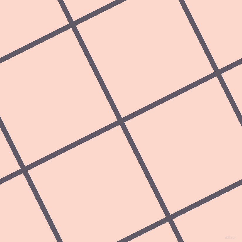 27/117 degree angle diagonal checkered chequered lines, 17 pixel lines width, 352 pixel square size, Mobster and Cinderella plaid checkered seamless tileable