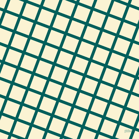 69/159 degree angle diagonal checkered chequered lines, 10 pixel line width, 45 pixel square size, Mosque and China Ivory plaid checkered seamless tileable