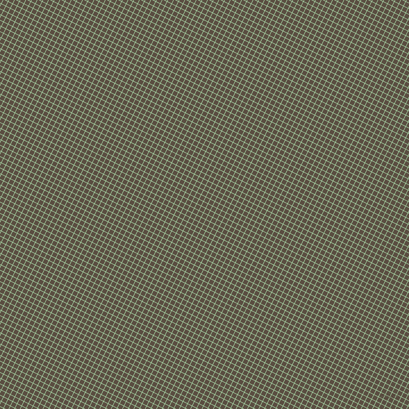 63/153 degree angle diagonal checkered chequered lines, 1 pixel line width, 9 pixel square size, Moss Green and Rock plaid checkered seamless tileable