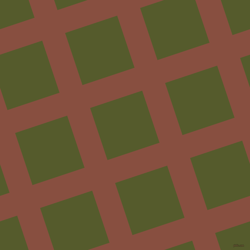 18/108 degree angle diagonal checkered chequered lines, 81 pixel lines width, 184 pixel square size, Mule Fawn and Saratoga plaid checkered seamless tileable