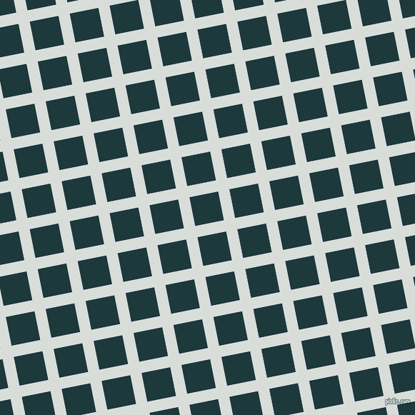 11/101 degree angle diagonal checkered chequered lines, 16 pixel lines width, 41 pixel square size, Mystic and Nordic plaid checkered seamless tileable