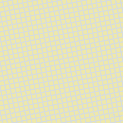 11/101 degree angle diagonal checkered chequered lines, 4 pixel lines width, 12 pixel square size, Mystic and Pale Goldenrod plaid checkered seamless tileable