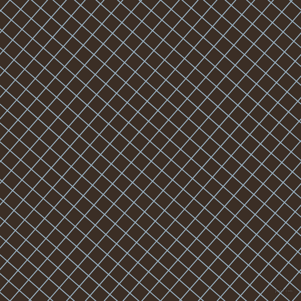 49/139 degree angle diagonal checkered chequered lines, 2 pixel lines width, 26 pixel square size, Nepal and Sambuca plaid checkered seamless tileable
