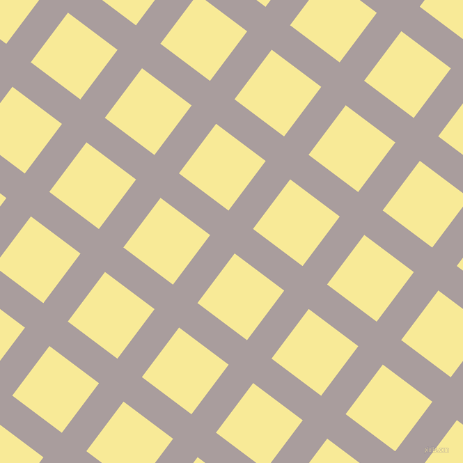 53/143 degree angle diagonal checkered chequered lines, 44 pixel lines width, 89 pixel square size, Nobel and Picasso plaid checkered seamless tileable