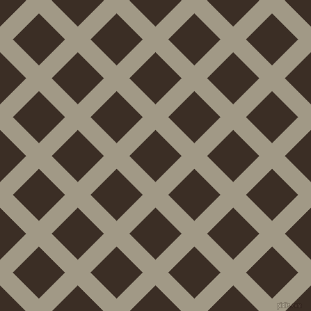 45/135 degree angle diagonal checkered chequered lines, 26 pixel lines width, 53 pixel square sizeNomad and Sambuca plaid checkered seamless tileable