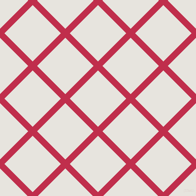 45/135 degree angle diagonal checkered chequered lines, 22 pixel lines width, 139 pixel square size, Old Rose and Wild Sand plaid checkered seamless tileable