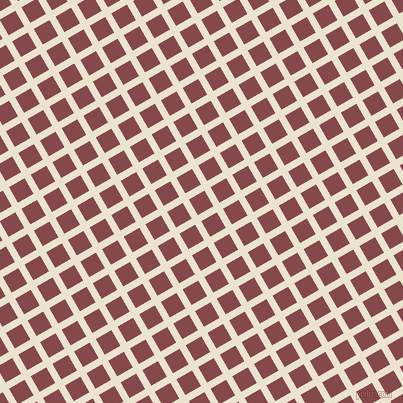 30/120 degree angle diagonal checkered chequered lines, 7 pixel line width, 18 pixel square size, Orange White and Solid Pink plaid checkered seamless tileable