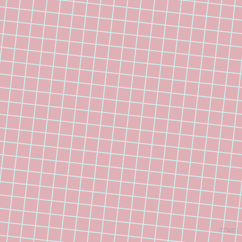 84/174 degree angle diagonal checkered chequered lines, 2 pixel line width, 24 pixel square size, Oyster Bay and Blossom plaid checkered seamless tileable
