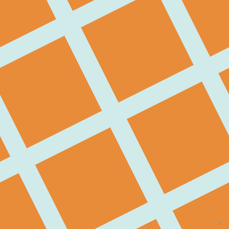 27/117 degree angle diagonal checkered chequered lines, 59 pixel line width, 268 pixel square size, Oyster Bay and California plaid checkered seamless tileable