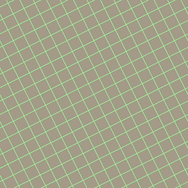 27/117 degree angle diagonal checkered chequered lines, 2 pixel lines width, 38 pixel square sizePale Green and Napa plaid checkered seamless tileable