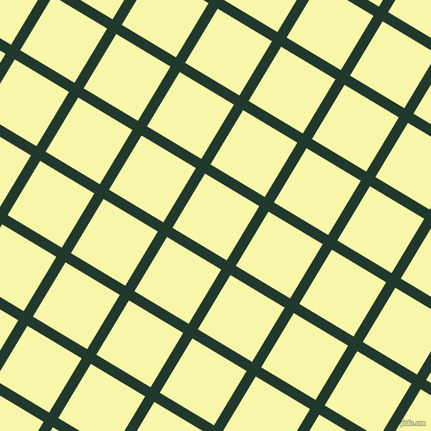 59/149 degree angle diagonal checkered chequered lines, 15 pixel lines width, 89 pixel square size, Palm Green and Shalimar plaid checkered seamless tileable
